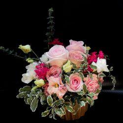 Aranjament floral - Bucurie dulce